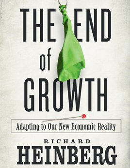 End of Growth cover