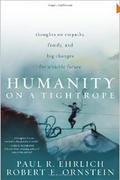 Humanitiy on a Tightrope