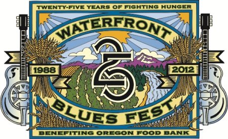 Waterfront Blues Festival!