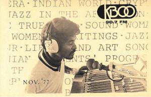 KBOO 1977 Program Guide