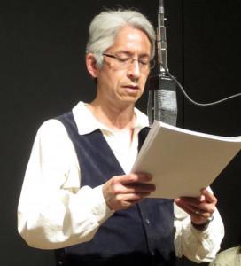 Storyteller David Loftus