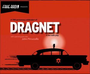 Fake Radio presents Dragnet