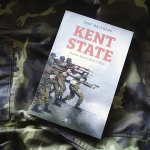 Derf Backderf talks about his Eisner-award-winning graphic novel Kent State: Four Dead in Ohio, as well as My Friend Dahmer which was adapted into a feature film, on Words and Pictures with S.W. Conser