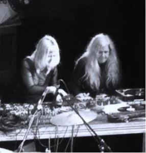 The Marta Zapparoli & Jackie Stewart Duo