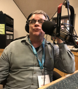 Hate Comics creator Peter Bagge is the guest on Words & Pictures with host S.W. Conser