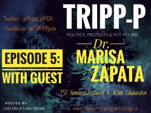 TRIPP-P Episode #5 Dr. Marisa Zapata PSU HRAC