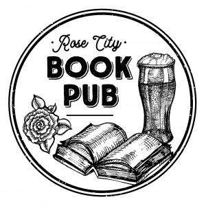 Rose City Book Pub logo