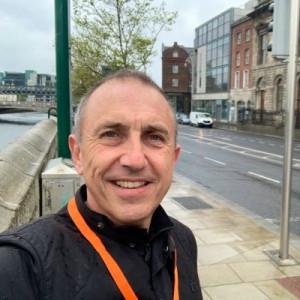 Tony Duffin, CEO of Ana Liffey Drug Project, Dublin