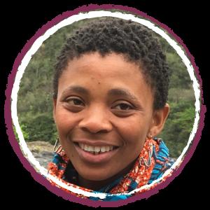 Philasande Mahlakata, Project Coordinator for Umzimvubu Farmers Support Network