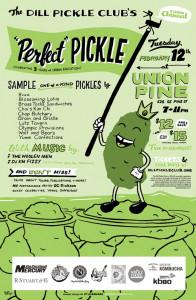 Third Annual Perfect Pickle Contest Feb 12th 7pm | KBOO