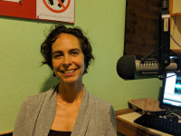 Nicola Lopez at KBOO July 2019