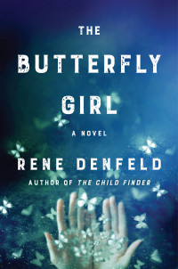 The Butterfly Girl cover
