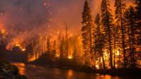 Chiwaukum Creek fire
