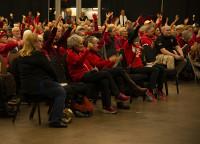 Opposition thumbs up Kalama methanol hearing