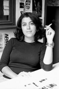 Persepolis author Marjane Satrapi talks with S.W. Conser in the January 2008 archival episode of Words and Pictures