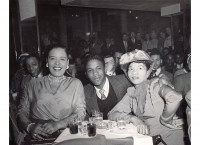 Billie Holiday and Eleanor Hines