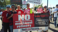 No Methanol Land and Water Action and Community Campout 5/18/2019