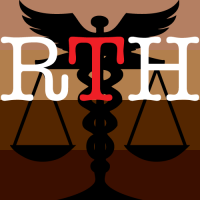 The Right To Health logo.