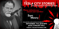 Tesla City Stories' cast member Sam Mowry